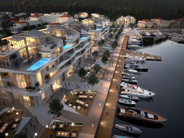 Азербайджанская Azmont İnvestments вложит более 900 млн евро в проект в Монтенегро
