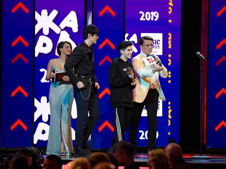 Первый канал покажет церемонию вручения премии «Жара» - ФОТО - ВИДЕО