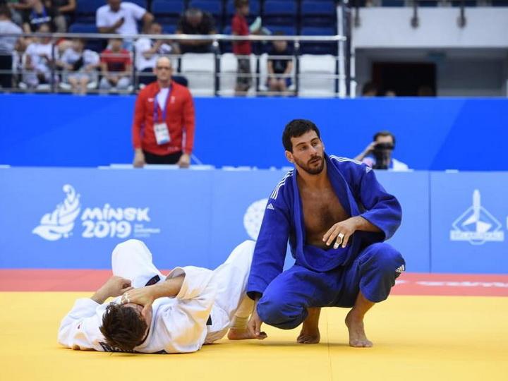 Азербайджан на Евроиграх в Минске: Медалей много, но золота по-прежнему нет – ФОТО