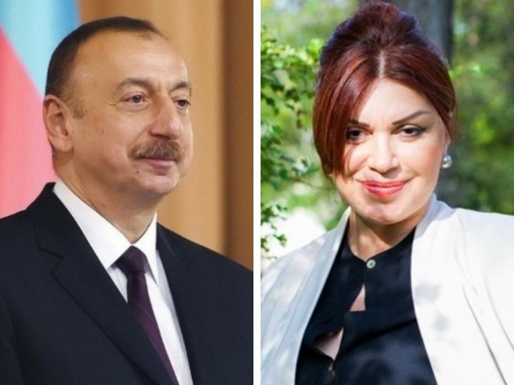 Президент Азербайджана Ильхам Алиев подарил квартиру Санубар Искендерли