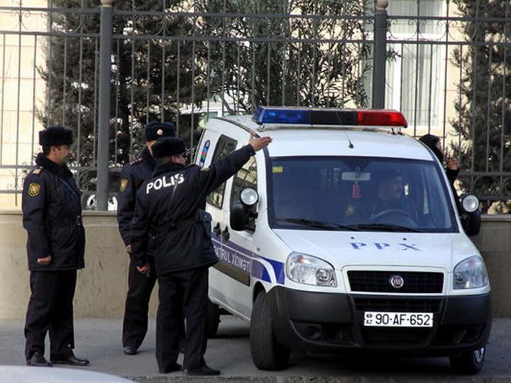 В Баку человека сбила машина: МВД просит опознать его - ФОТО