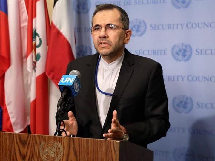 Иран не пустили на закрытое заседание ООН