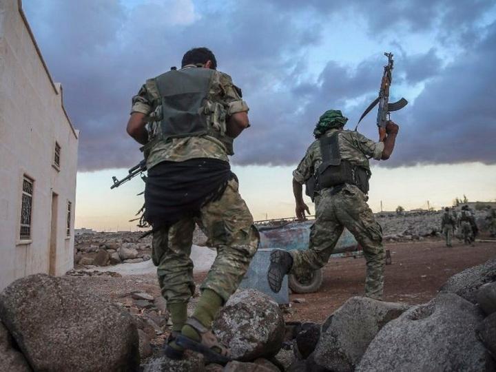 Боевики обстреляли 12 населенных пунктов в двух сирийских провинциях