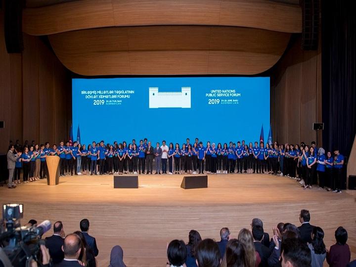 BMT-nin Dövlət Xidmətləri Forumu başa çatıb – FOTO