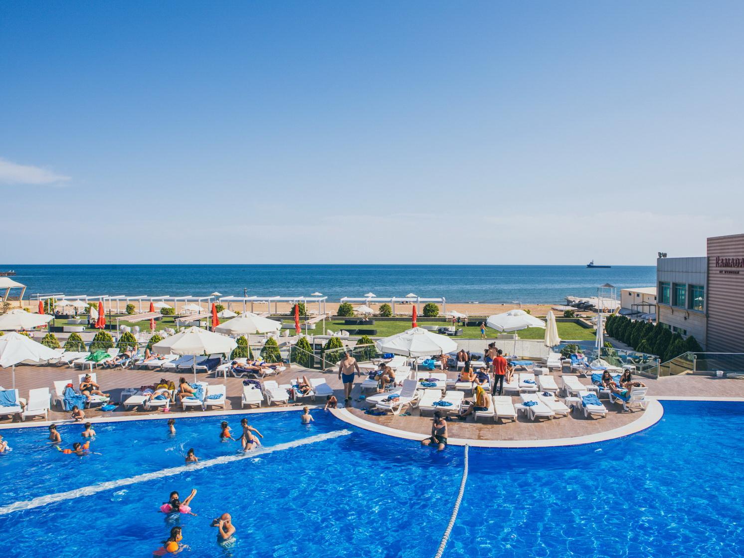 Открытие летнего сезона в Баку: где в столице искупаться и позагорать – ФОТО - ВИДЕО