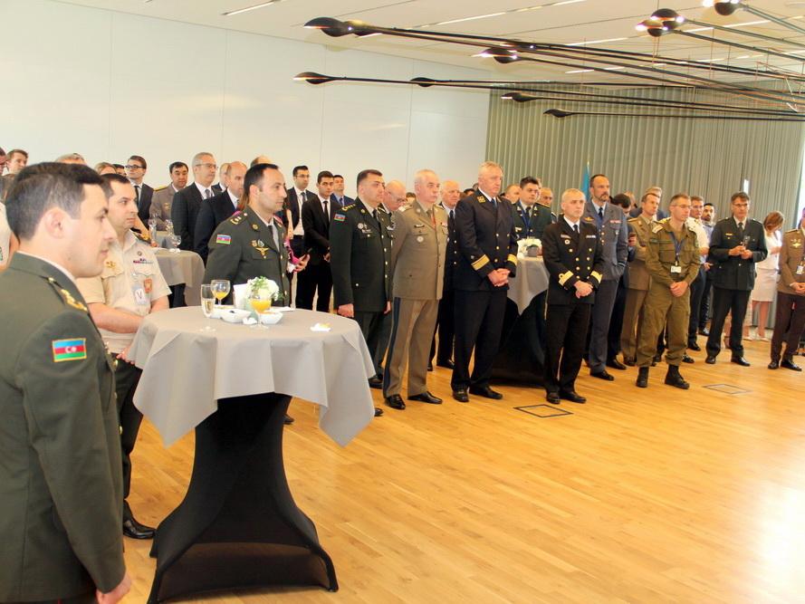 В штаб-квартире НАТО состоялось мероприятие, посвященное Дню Вооруженных Сил Азербайджана – ФОТО