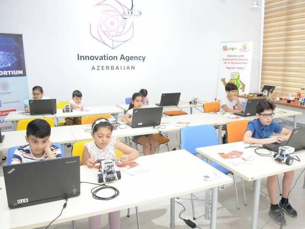 В Баку организованы бесплатные тренинги для детей военнослужащих, погибших в апрельских боях - ФОТО