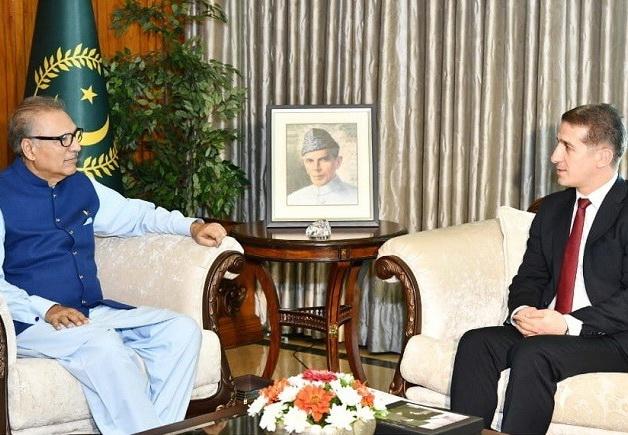 Президент Пакистана приглашен в Азербайджан