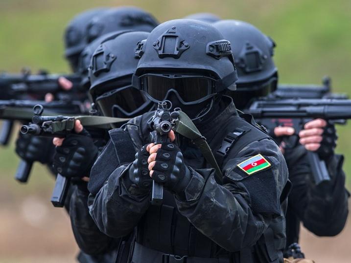 Фоторепортаж, посвященный Дню Вооруженных сил Азербайджана – ФОТО
