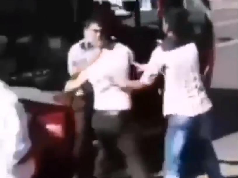 Новые подробности жестокой драки водителей автобусов в Баку – ВИДЕО – ОБНОВЛЕНО