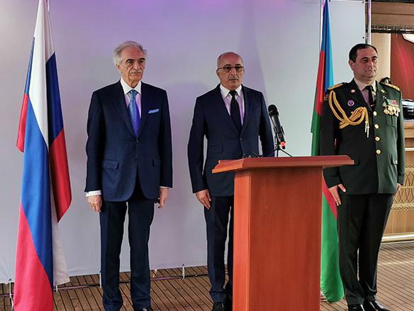 День ВС Азербайджана отмечен в Москве – ФОТО