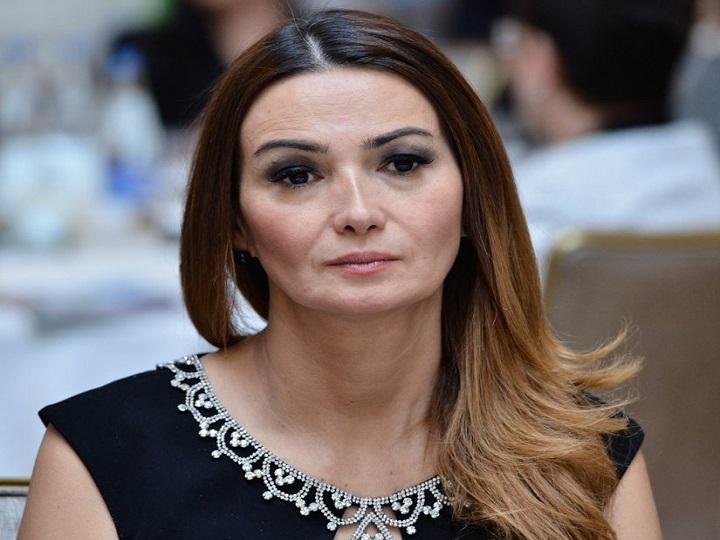 Qənirə Paşayeva  AŞPA-da işğalçı Ermənistanın qətlə yetirdiyi azərbaycanlı uşaqlardan danışıb