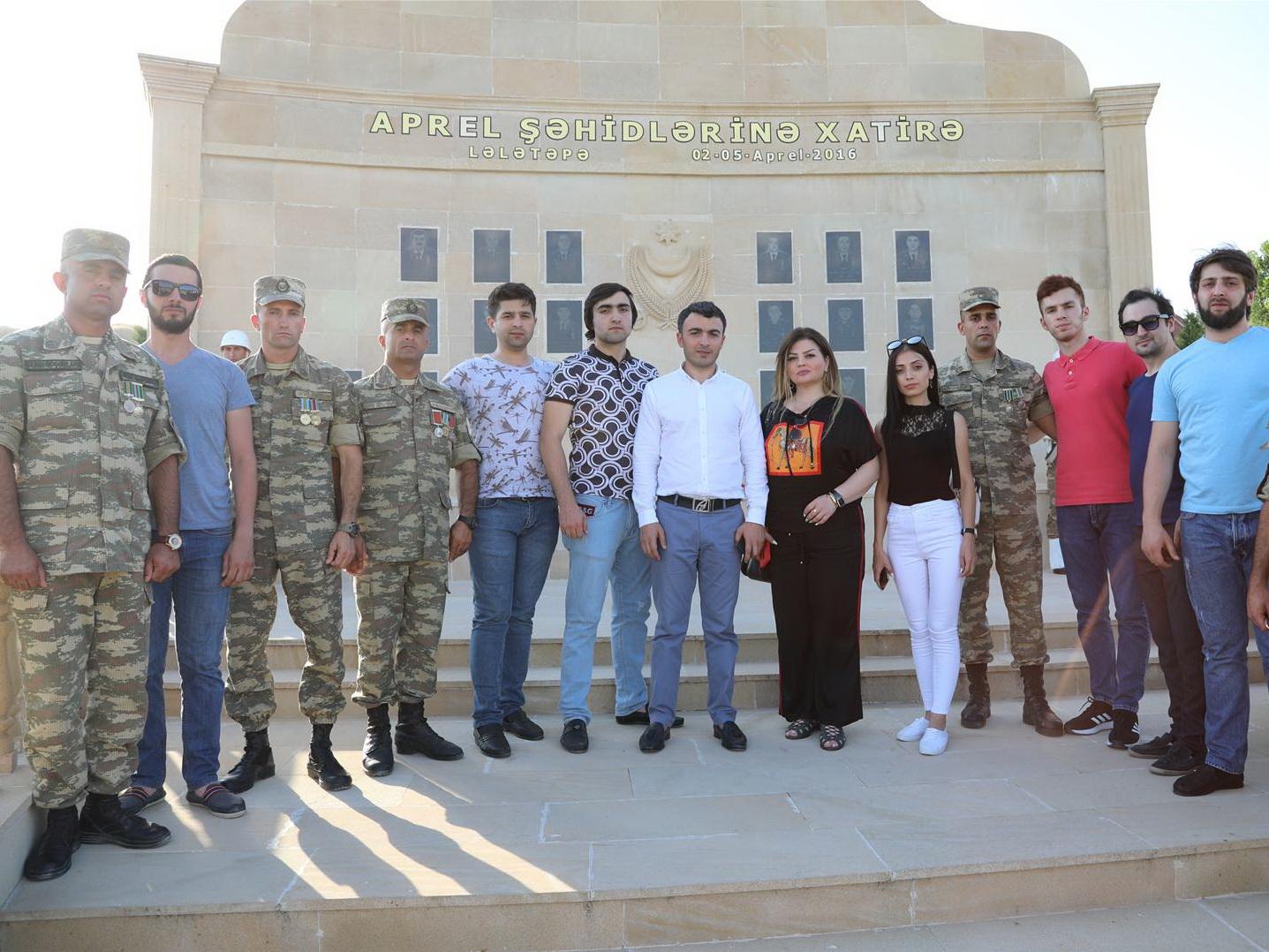 Лезгинский ансамбль «Сувар» дал концерт для военнослужащих в Физулинском районе – ФОТО