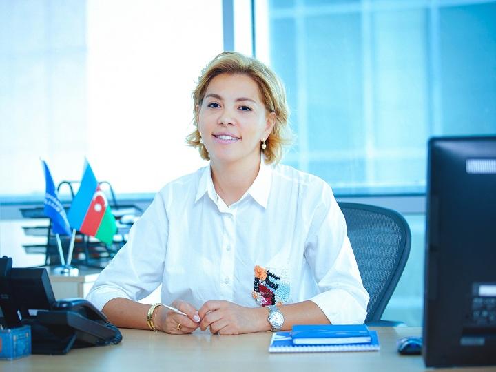 Nərgizxanım Biləndərli: Bu il Azərbaycan Beynəlxalq Bankının korporativ müştəriləri üçün yeni imkanlar ilidir