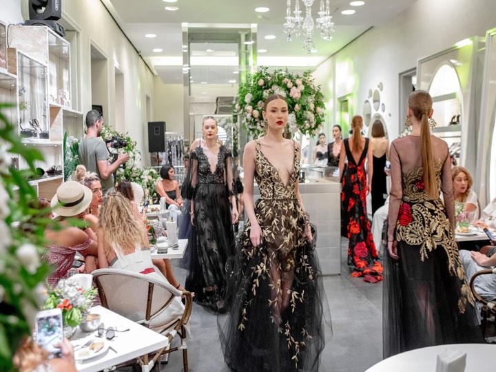 В SCOOP состоялся праздник красоты и грациозности от бренда Oscar de la Renta! - ФОТО - ВИДЕО