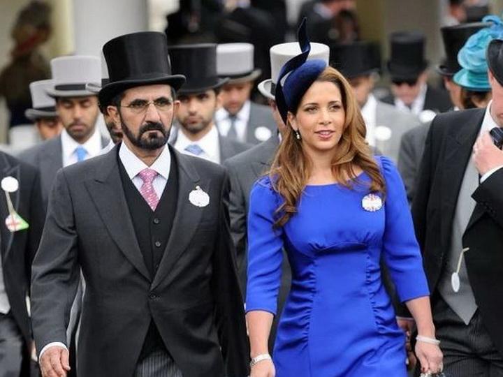 Жена шейха Дубая сбежала с 40 миллионами долларов - ФОТО