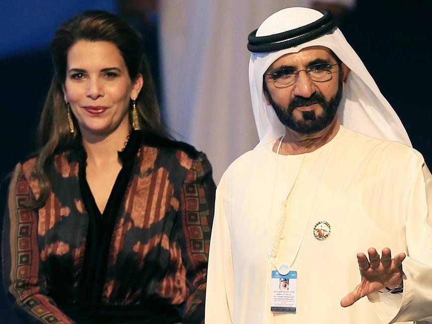 СМИ: сбежавшая жена премьера ОАЭ может находиться в Лондоне
