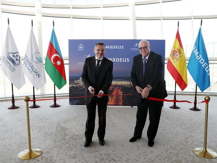 Heydər Əliyev Beynəlxalq Aeroportu dünyanın bulud texnologiyalarına tamamilə keçid etmiş ilk hava limanıdır – FOTO