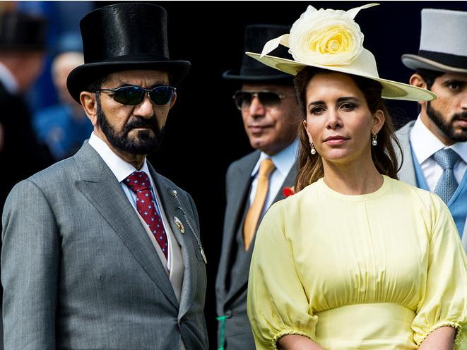 Роман с телохранителем: скандальные подробности побега жены правителя Дубая – ФОТО