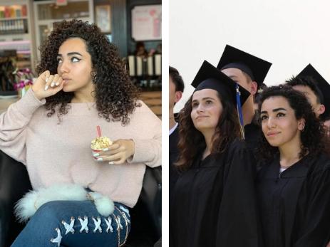 Азербайджанка, поступившая в Корнеллский университет: «Никогда не знаешь, как может поменяться жизнь» - ФОТО