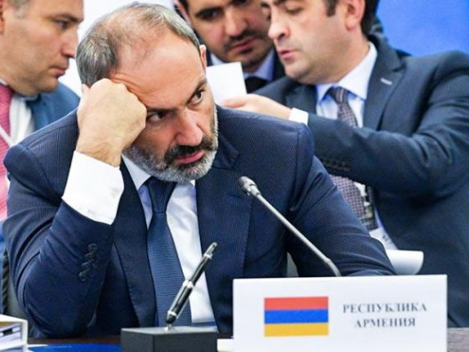 Бывший соратник Пашиняна подверг резкой критике методы работы его кабинета