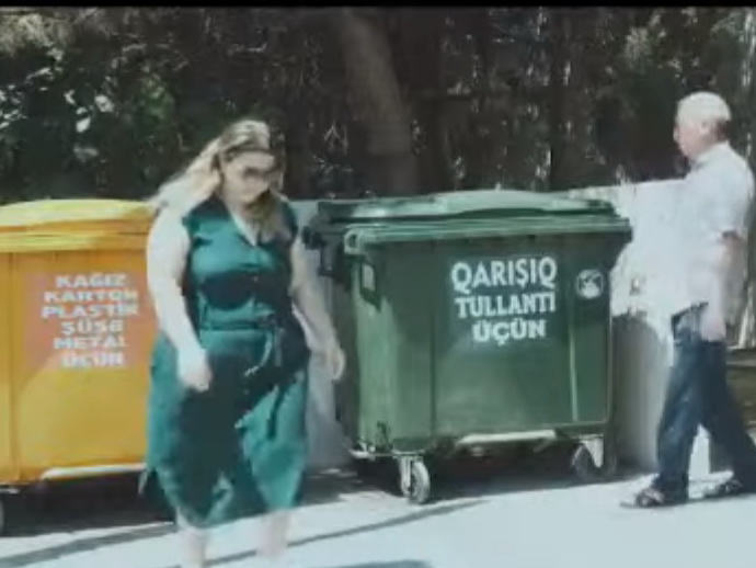 «Чистота Баку начинается с тебя»: ИВ столицы призывает беречь наш город - ВИДЕО