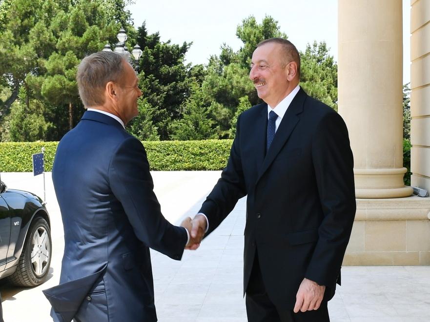 Визит на фоне перемен: Европа подходит ближе к Азербайджану
