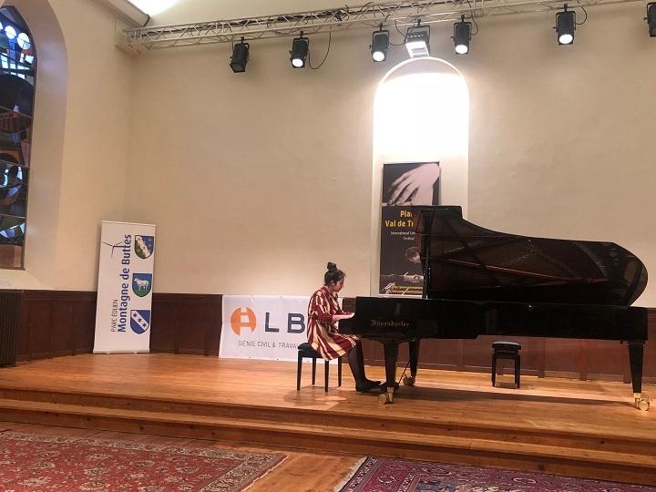 İsveçrədə azərbaycanlı pianoçuların konserti təşkil olunub – FOTO
