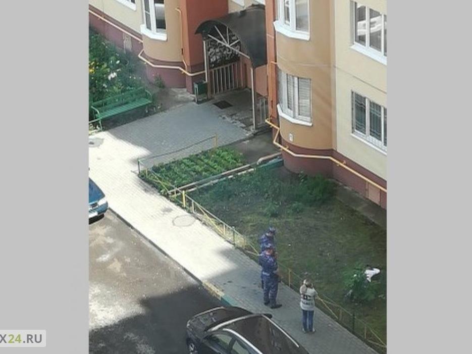 Мужчина, выбросивший породистую собаку с 8 этажа, сам выпал из окна