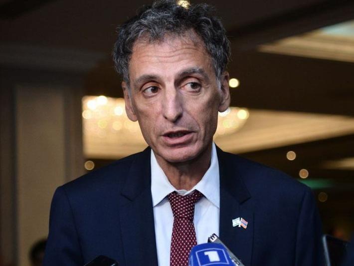 Новый посол Израиля в Армении не стал использовать термин «геноцид»