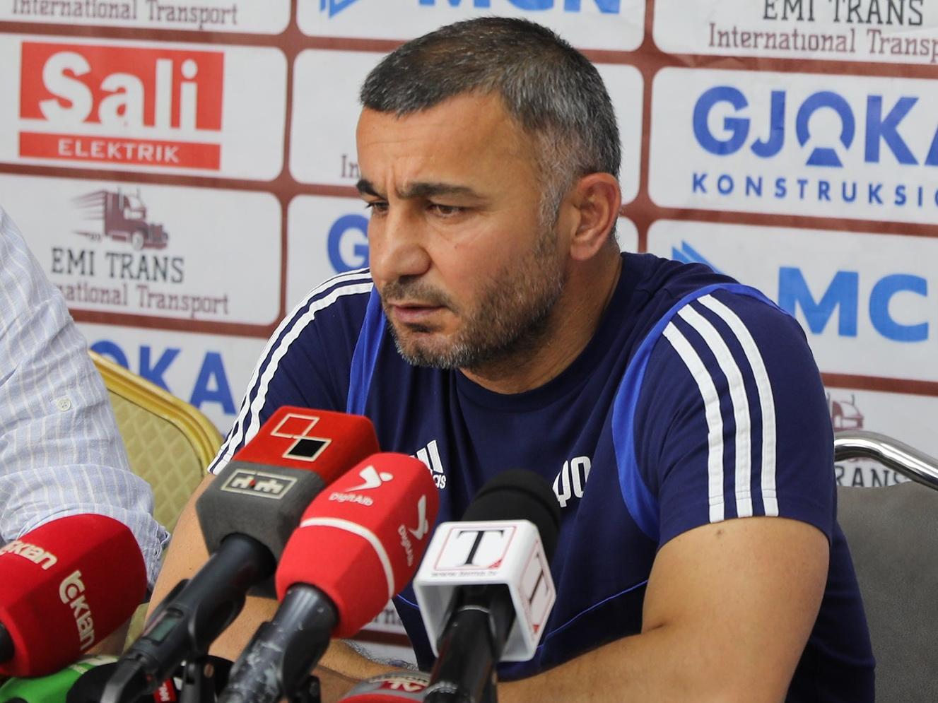 Гурбан Гурбанов о старте в Лиге чемпионов: «В ответной игре можем произвести некоторые изменения»
