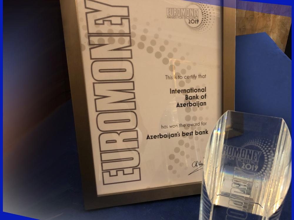 Euromoney объявил Международный банк Азербайджана лучшим банком страны