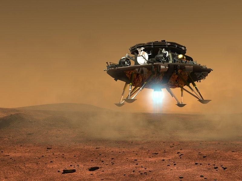 Çin Marsa tədqiqat missiyası göndərməyi planlaşdırır