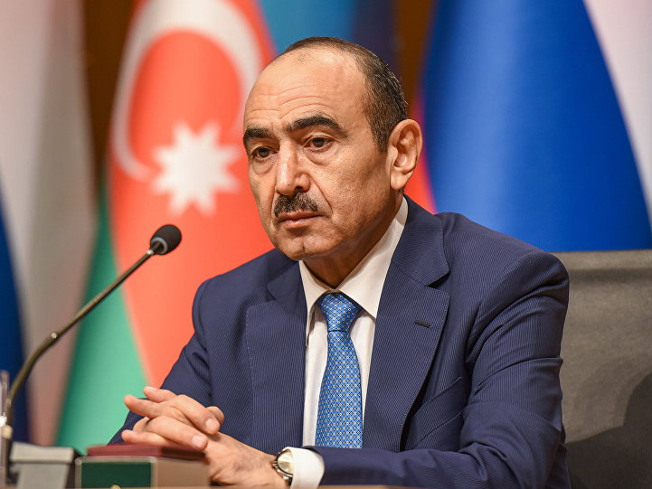 Əli Həsənov: Müasir Azərbaycan Respublikası Heydər Əliyevin yadigarı və şah əsəridir