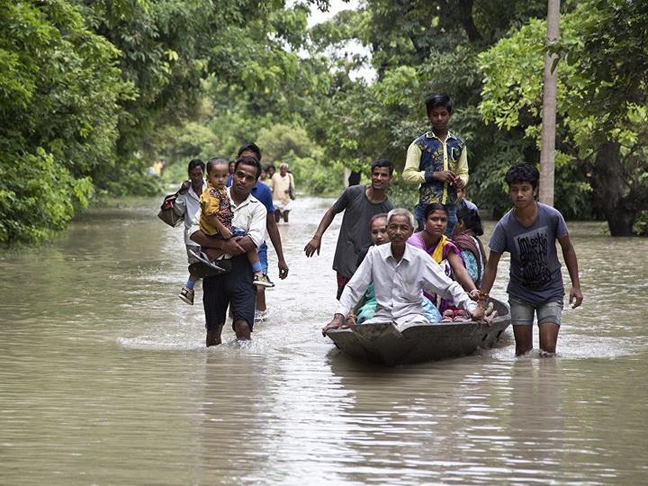 В Непале 17 человек погибли из-за наводнений и оползней