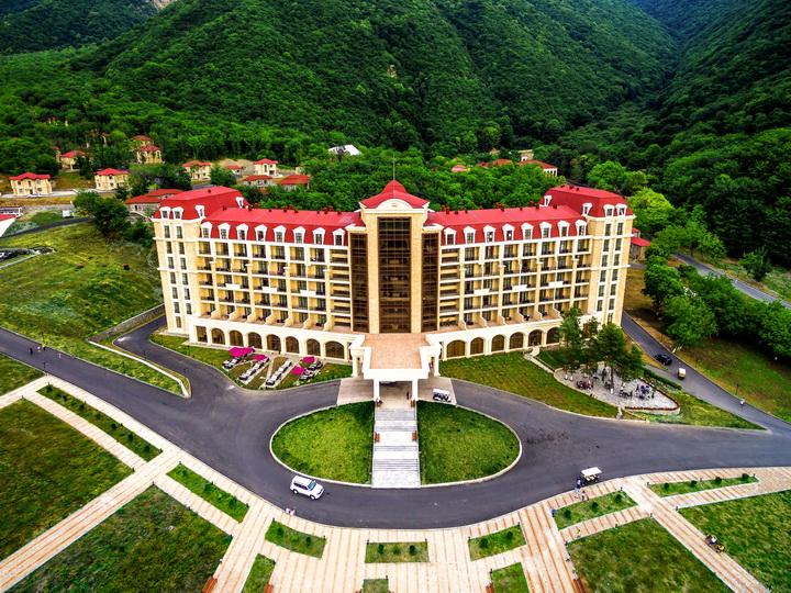 Проведите это лето в Marxal Resort & Spa, расположенном в сказочном Шеки - ФОТО