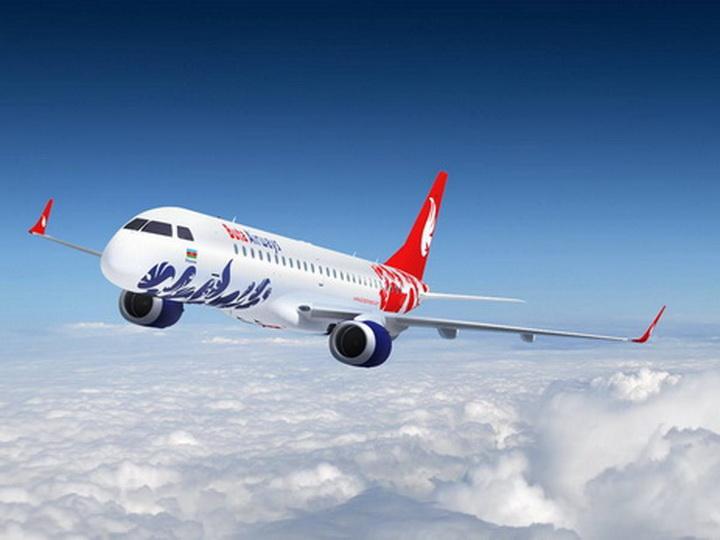 """Bakıdan uçan """"Buta Airways""""in təyyarəsi Batumiyə yola düşüb – YENİLƏNİB"""