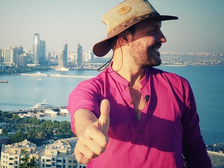 Основатель проекта ONE LIFE: «Баку стал одним из самых лучших городов мира» - ФОТО