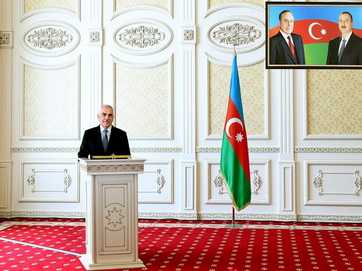 Было отмечено 50-летие прихода к руководству Азербайджаном общенационального лидера Гейдара Алиева - ФОТО