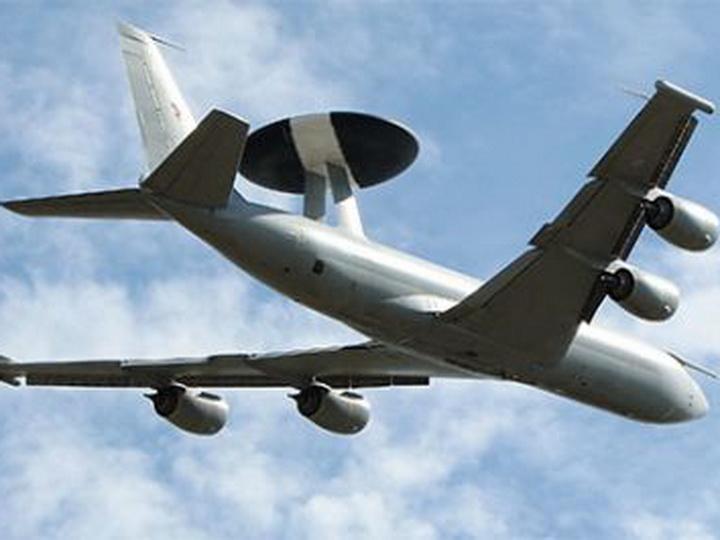 Американский «летающий радар» загорелся ввоздухе