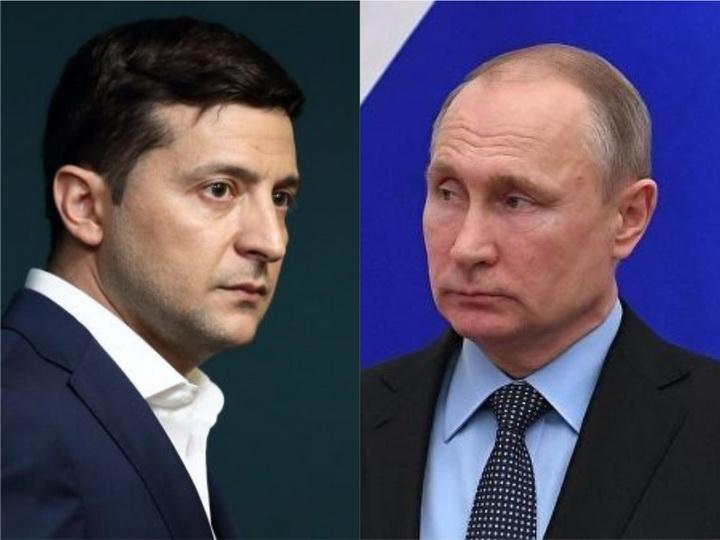 В Кремле раскрыли детали первого разговора Путина и Зеленского