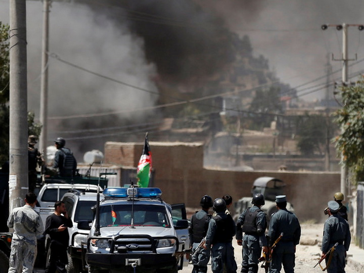 В Афганистане пять полицейских погибли в результате взрыва