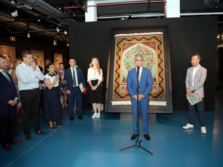 При организационной поддержке Фонда Гейдара Алиева в Каннах начались дни азербайджанской культуры - ФОТО
