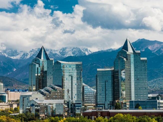 Крупнейший город Казахстана остался без света