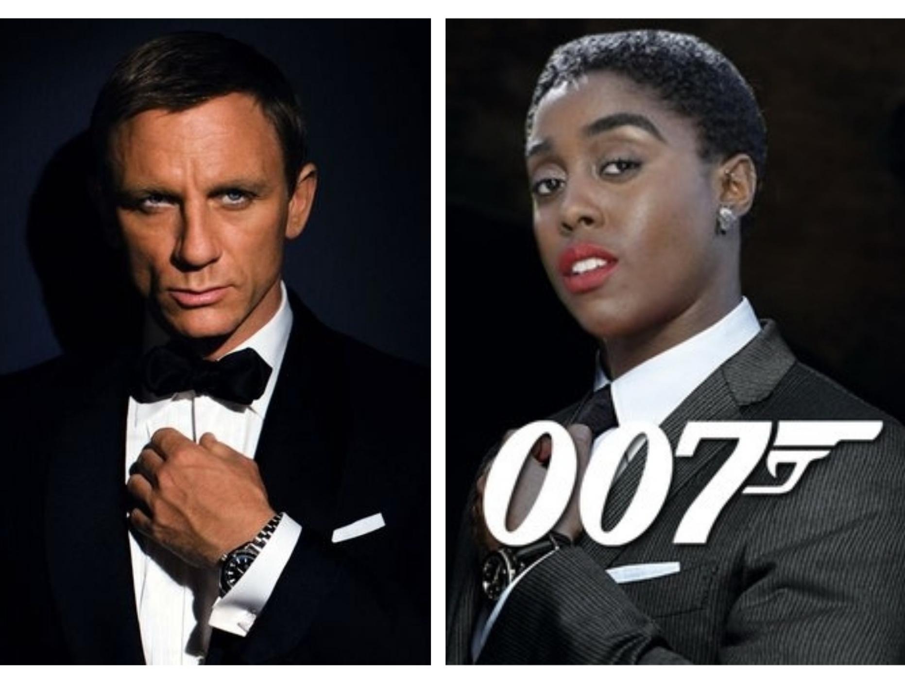 Новым агентом 007 станет темнокожая актриса – ФОТО
