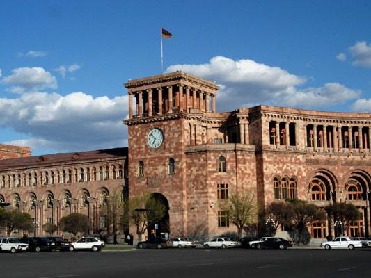 Армения - в первой десятке мусорных стран
