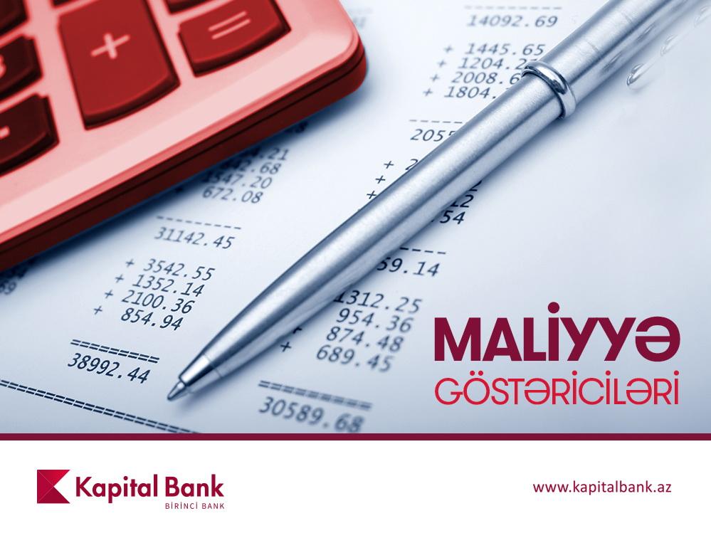 Kapital Bank обнародовал финансовые показатели за второй квартал 2019 года