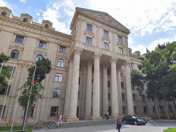 МИД Азербайджана требует у Грузии расследовать инцидент на пограничном посту