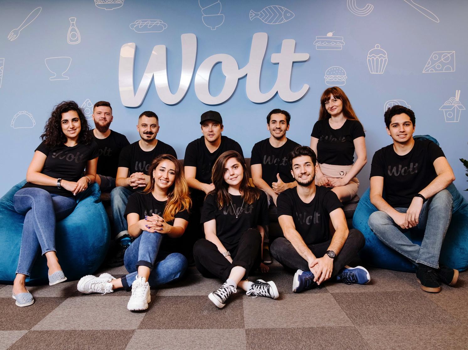 Сервис для заказа еды Wolt запускается в Баку