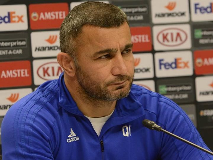Гурбан Гурбанов: «Опыт и терпение в завтрашней игре помогут нам достичь успеха»